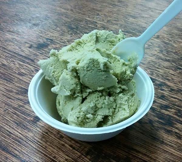 Kansha Creamery - Matcha Green Tea Ice Cream