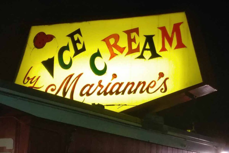 Marianne's – Ginger Ice Cream
