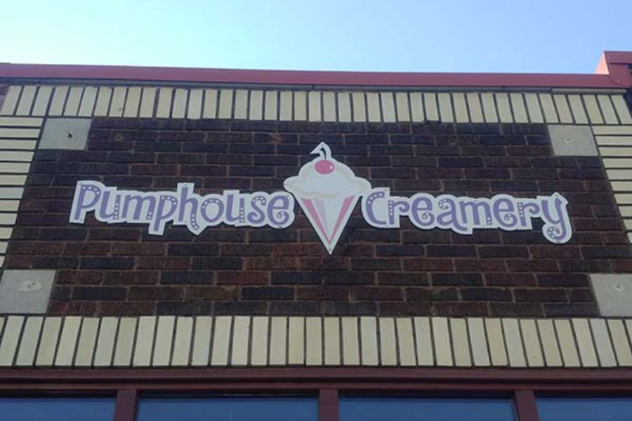 Pumphouse Creamery – Sour Cherry