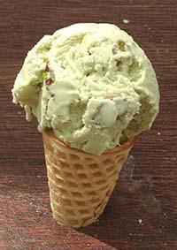 Brooklyn Ice Cream Factory - Pistachio