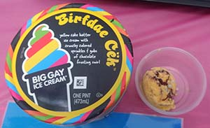 big gay ice cream - birfdae cek