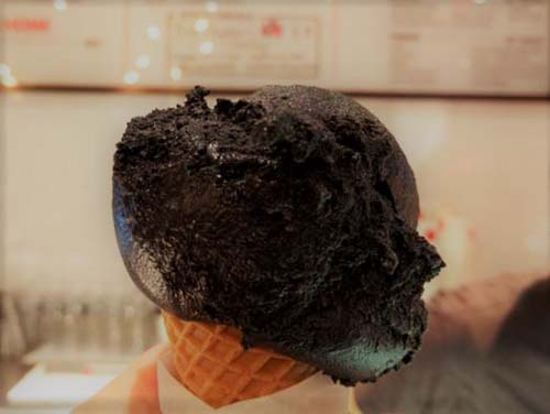 Milk Jam Creamery - Black Ice Cream