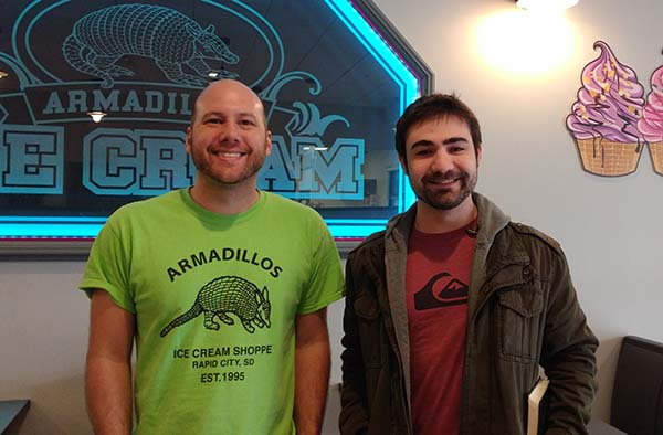 Armadillo's Ice Cream- South Dakota - Owner