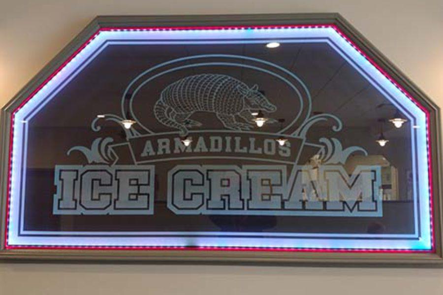 Armadillo's – Lauren's Landslide