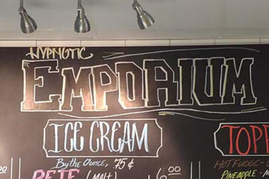 Hypnotic Emporium – Jack & Coke