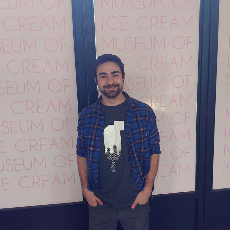 Ice Cream King - Daniel Zimmerman