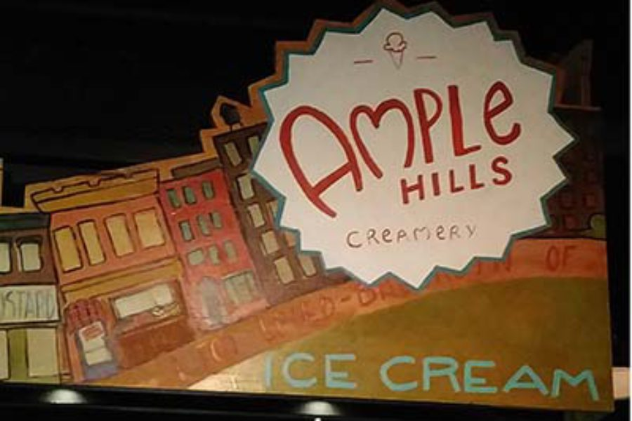 Ample Hills – Tipsy Trees