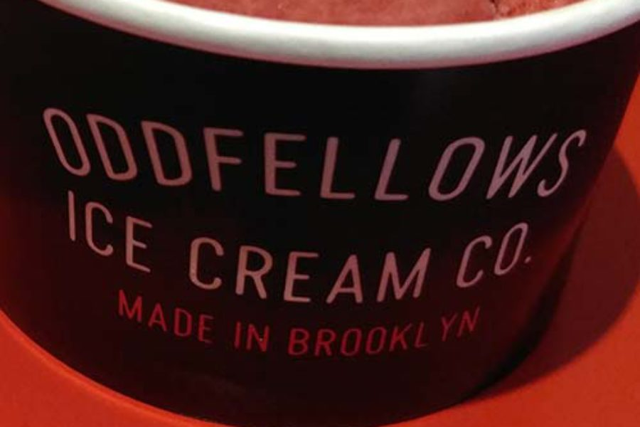 OddFellows – Raspberry Peppercorn Sorbet
