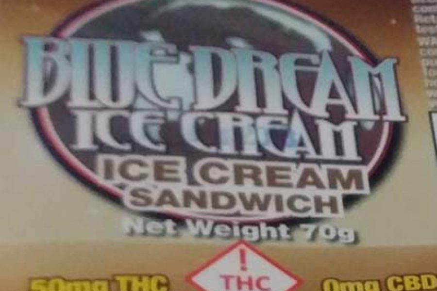 Blue Dream – Ice Cream Sandwich